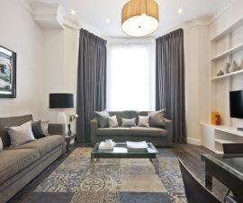 5 - Two bedroom - Deluxe-- living room 2-520x350