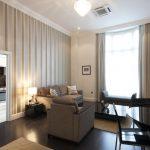 105 - one bedroom - Superior - living room - kitchen